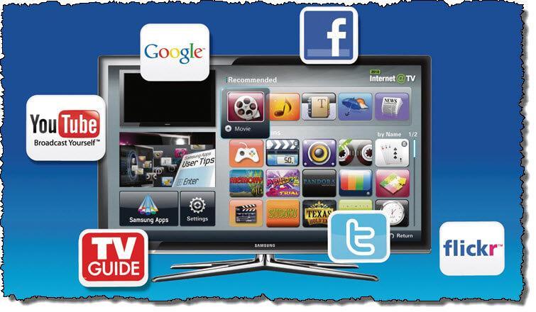 Что это такое Smart TV? Основные возможности.