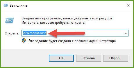 Как разбить жесткий диск на разделы средствами Windows 10