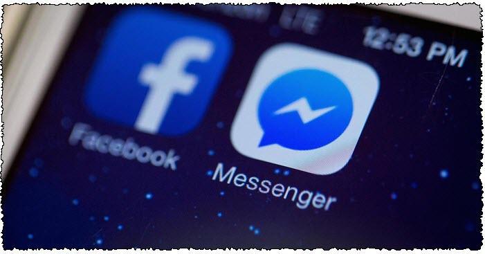 Мессенджер Фейсбук