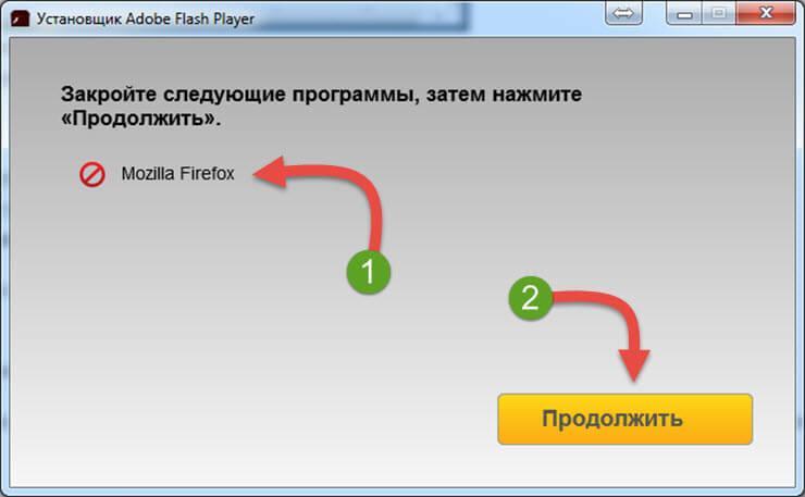 adobe flash player ru обновить