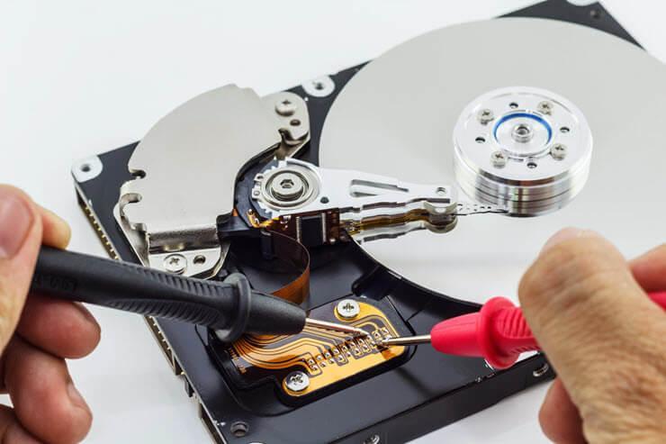 почему компьютер не видит жесткий диск