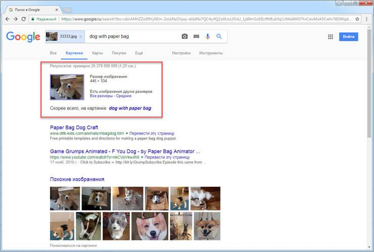 поиск по картинке гугл загрузить картинку