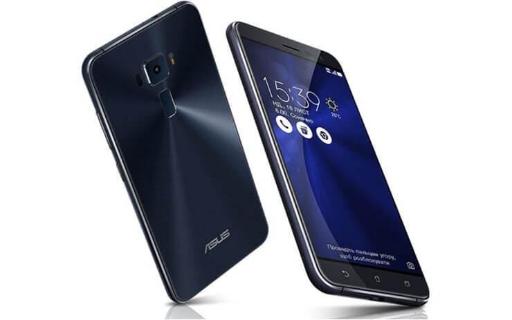 Компания ASUS лучшие смартфоны