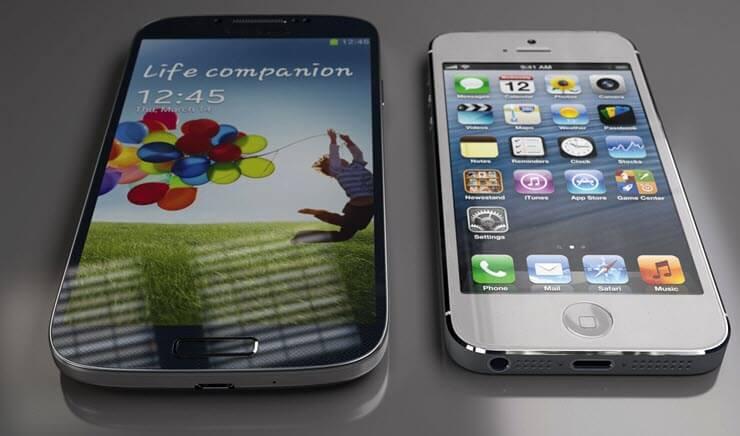 какой лучше андроид или айфон