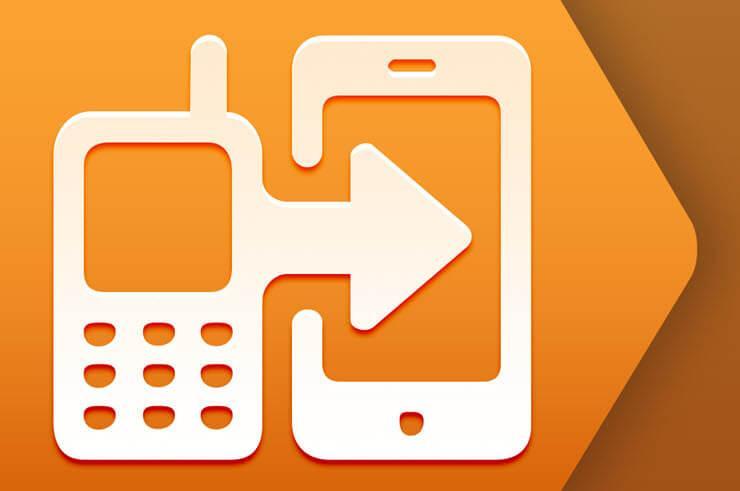 перенести контакты с андроид на айфон 7