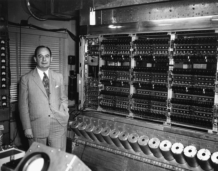 фото самого первого компьютера в мире
