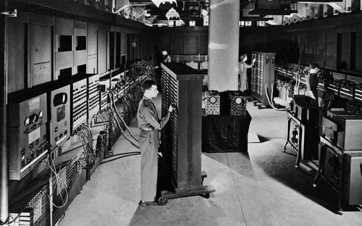 самый первый компьютер в мире цена