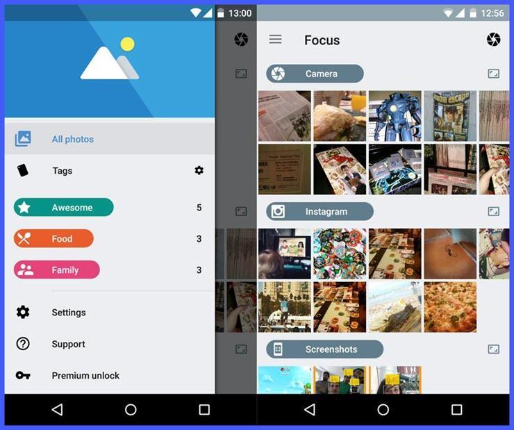программа для просмотра фотографий на android