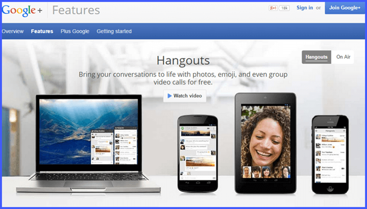 нужна ли программа hangouts на андроиде