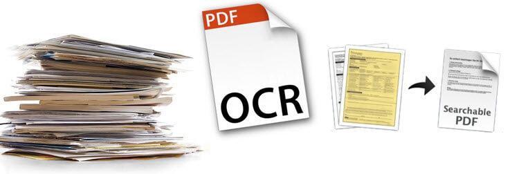 распознать текст из pdf в word онлайн бесплатно