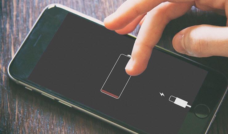 почему телефон очень долго заряжается