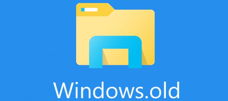 как удалить windows old на windows 7