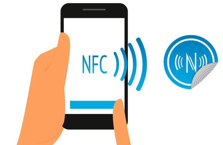 функция nfc в телефоне что это