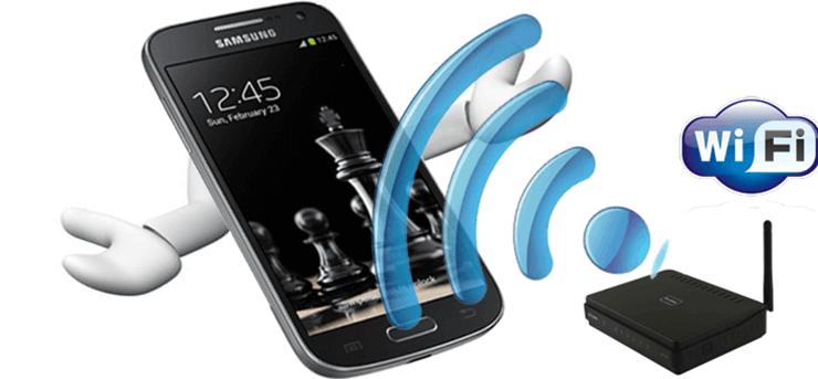смартфон не подключается к роутеру по wifi