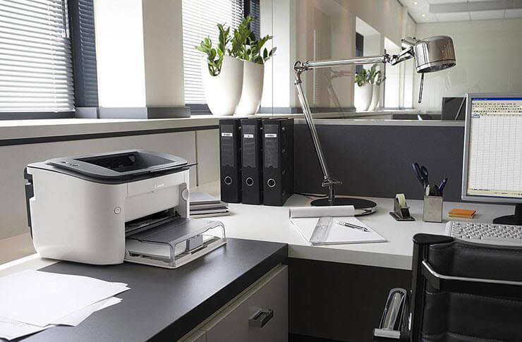 как подключить принтер к компьютеру hp