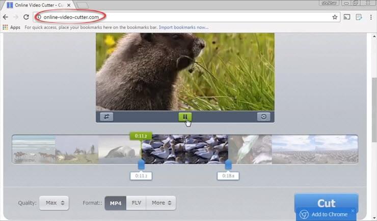 как обрезать видео файл на компьютере