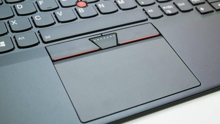 Компоненты любого современного тачпада ноутбука.
