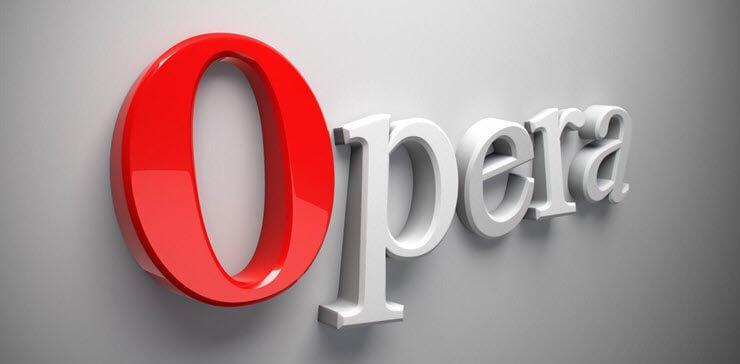Opera браузер