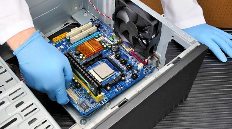 Чистим компьютер чтобы избавиться от ошибки reboot and select proper boot device