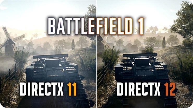 DX11 против DX12
