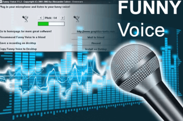 Funny Voice