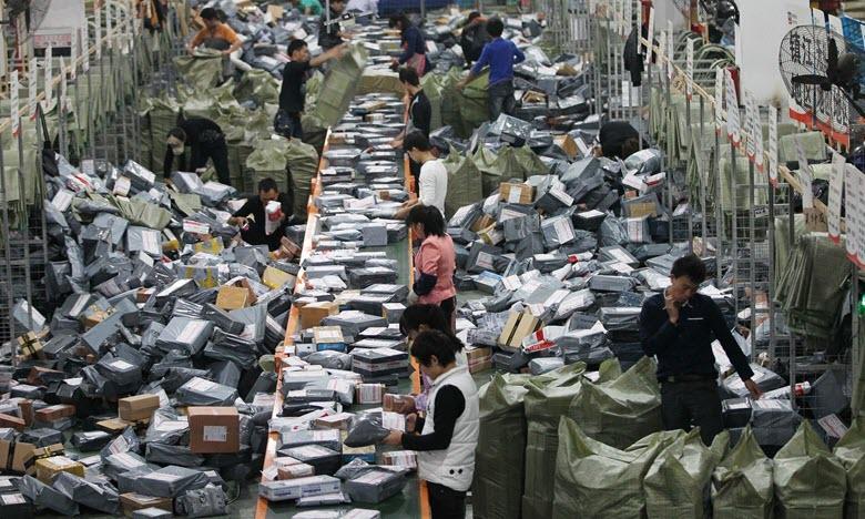 статусы заказов из Китая