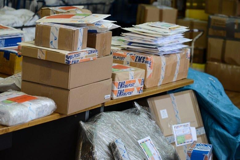 прохождения российского таможенного контроля международных почтовых отправлений