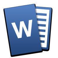 Оформление текста в Word: как сделать текст в рамке