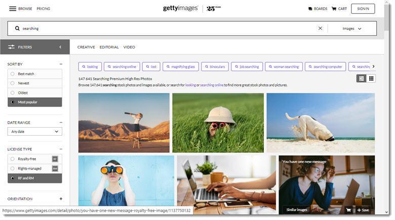 Поиск человека по фото в Интернете: работающие сервисы