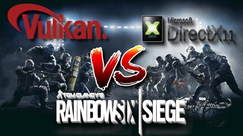 DirectX, Vulcan и OpenGL