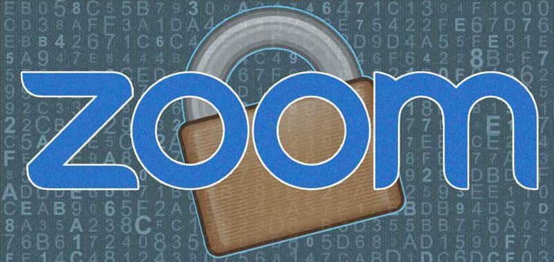 безопастность трансляций Zoom