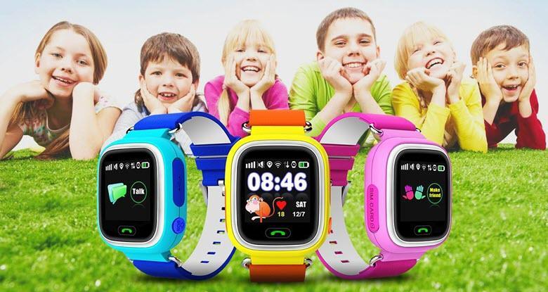 зачем ребенку смарт часы