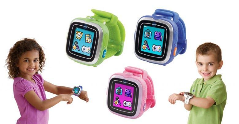 Как выбрать детские смарт-часы?