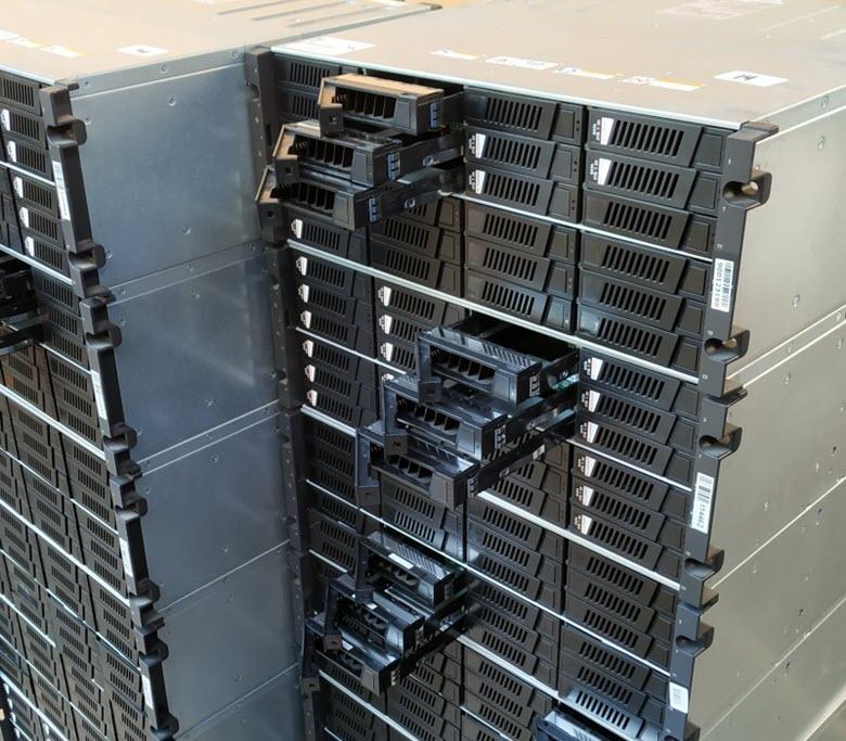 СХД от Huawei