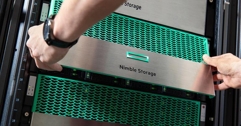 СХД Nimble Storage