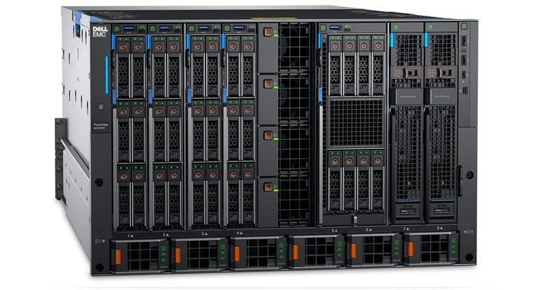 Блейд система Dell
