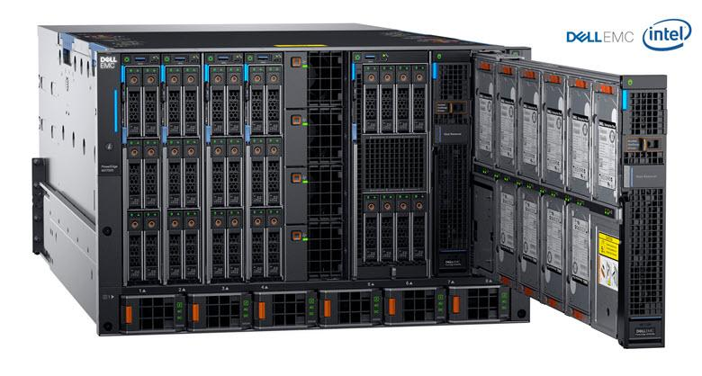 блейд-системе от Dell