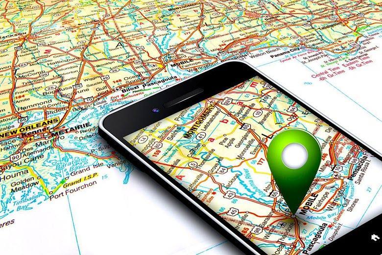 Как найти телефон по геолокации