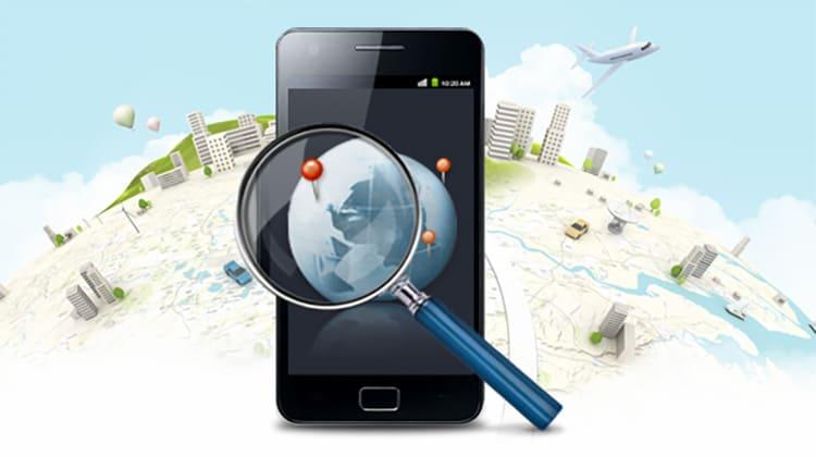 Технология поиска утерянного телефона