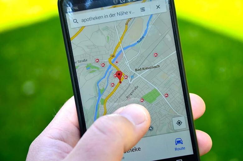 как отследить геолокацию смартфона