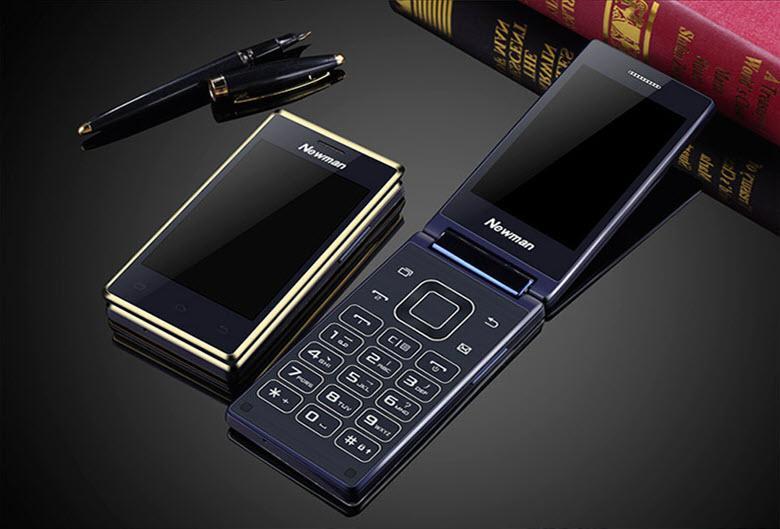 Кнопочные телефоны раскладушки