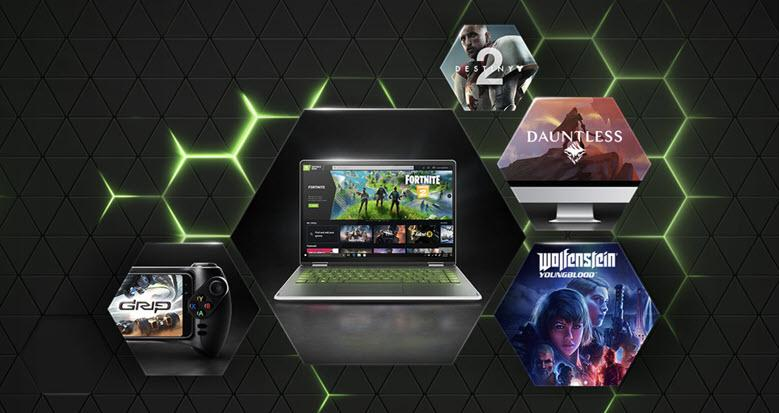Nvidia GeForce Now (GFN)