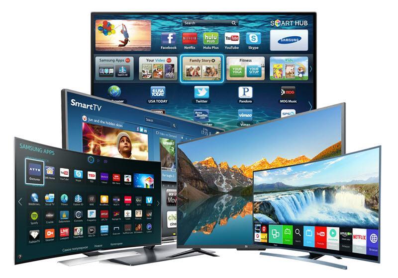 WebOS от LG и Tizen от Samsung