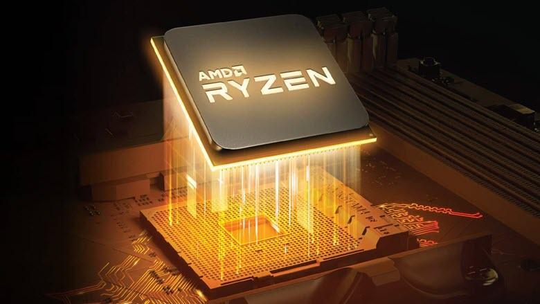 процессоры AMD Ryzen